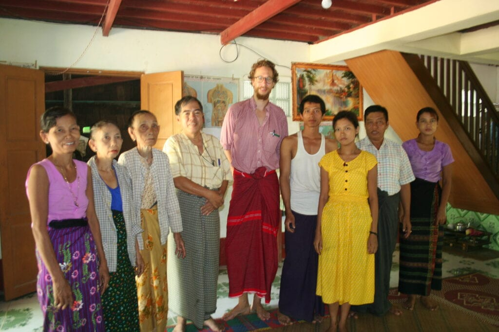 Famulatur in Myanmar